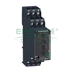 施耐德 电压控制继电器,RM22UA33MT