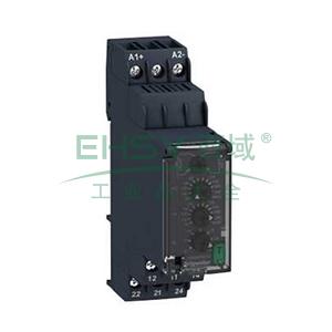 施耐德 电压控制继电器,RM22UB34