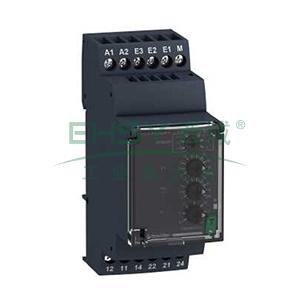 施耐德 电流控制继电器,RM35JA32MR