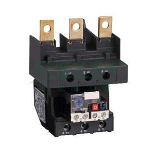 施耐德 热过载继电器,LRD4367