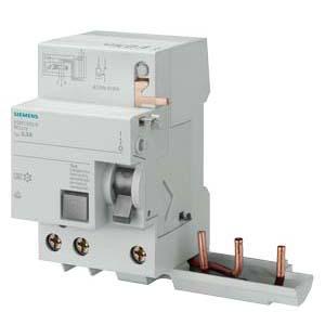 西门子 5SM2系列剩余电流保护模块 选择型电磁式 A(S)型 300mA 3P 0.3 ~ 63A,5SM26358