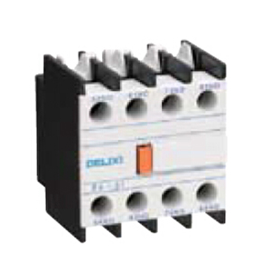 德力西CJX2交流线圈接触器附件,F4-02顶辅助触头,F402