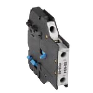 德力西CJX2交流线圈接触器附件,FC6-02侧辅助触头(CJX2/CJX2s通用),FC602
