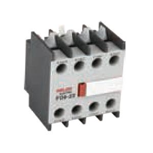 德力西CJX2s交流线圈接触器附件,FD6-02顶辅助触头,FD602