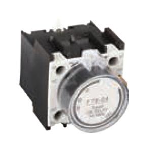 德力西CJX2s交流线圈接触器附件,FT6空气延时头通电延时0.1-3s,FT620