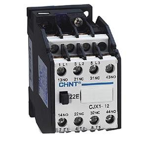 正泰 交流接触器,CJX1-9/22 380V