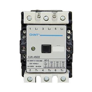 正泰交流接触器,CJX1-63/22 220V
