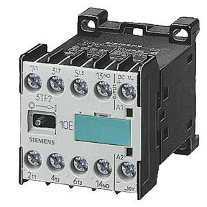 西门子 直流线圈接触器,3TF20010BU4