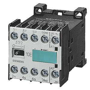 西门子 直流线圈接触器,3TF20010DB4