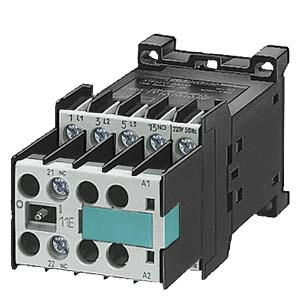 西门子 直流线圈接触器,3TF22221BB4