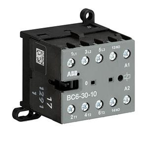 ABB直流线圈接触器,BC6-30-10(DC220-240V)