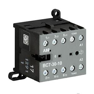 ABB直流线圈接触器,BC7-30-10(DC110-125V)