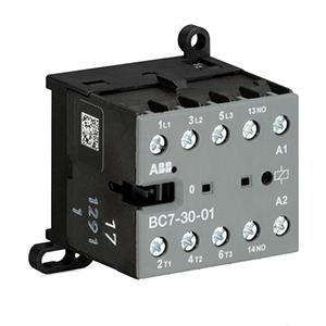 ABB直流线圈接触器,BC7-30-01(DC220-240V)