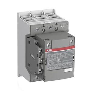 ABB交/直流通用线圈接触器,AF140-30-11(100-250VAC/DC)