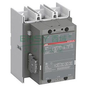 ABB直流线圈接触器,AF580-30-11(24-60VDC)