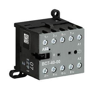 ABB四极直流线圈接触器,BC7-40-00(24VDC)