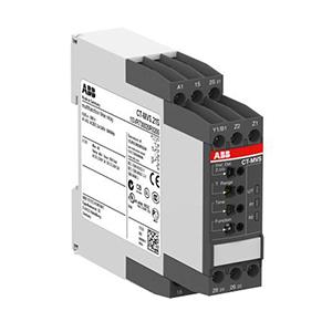 ABB 电子时间继电器,CT-MVS.21S