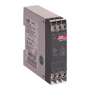ABB监测继电器,CM-PVE(电压监视,带中性线)