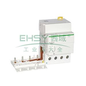 施耐德 电子式剩余电流动作保护附件,Acti9 Vigi iC65 ELE 4P 40A 300mA-S AC-type,A9V99440