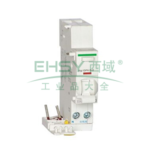 施耐德 电子式剩余电流动作保护附件,Acti9 Vigi iDPN Class A ELE 25A 10mA,A9Y47625
