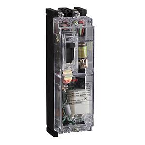 德力西 塑壳漏电断路器,DZ15LE-100T 2901 100A 75mA,DZ15LE100T1002Q