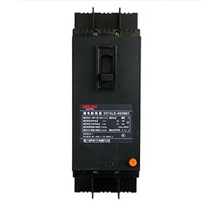 德力西 塑壳漏电断路器,DZ15LE-40 3901 40A 75mA,DZ15LE40403Q