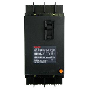 德力西 塑壳漏电断路器,DZ15LE-40 4901 40A 75mA,DZ15LE40404Q