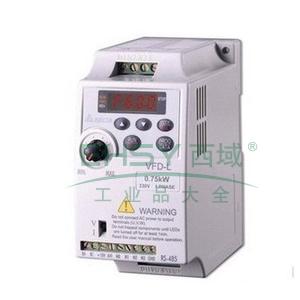 台达/Delta VFD002L21W-I变频器