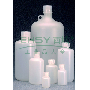窄口IP2瓶,125 ml,HDPE