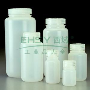 广口圆底瓶,500ml,HDPE