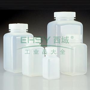 方形广口瓶,250ml,PP