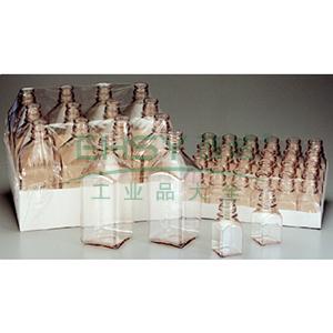 NALGENE无盖无菌培养基瓶,PTEG,250ml容量