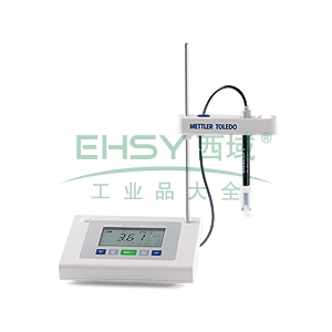 梅特勒 新FiveEasy Plus台式pH计 FE28-Micro,30254106