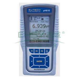 便携式pH计,CyberScan pH610