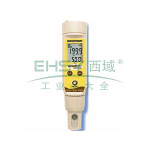 电导率/TDS/盐度测试笔,防水型 ECTestr11+ 测试笔