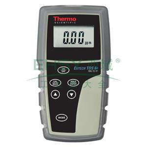 便携式电导率/TDS/盐度测量仪,TDS 6+ TDS仪表