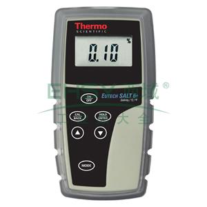 便携式电导率/TDS/盐度测量仪,Salt 6+ 盐度计