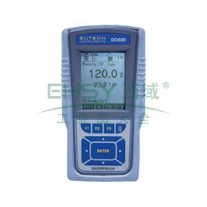 便携式DO测量仪,防水CyberScan DO600溶氧仪(背光),8m电缆电极ECDOHANDYNEW,DAS软件和便携式成套工具箱