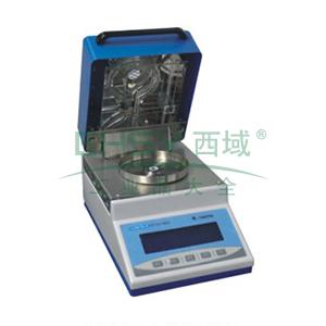 卤素水分测定仪,61g/0.1mg 加热温度:室温~160℃,精科天美,LHS16-HR
