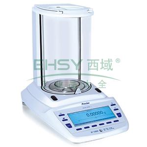 分析天平,浮动量程,范围120g-420g,精度0.1mg-1mg内校,普利赛斯,EP420A-FR