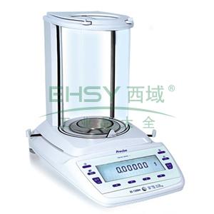 分析天平,浮动量程,称量范围120g-420g,读数精度0.1mg-1mg,内校,普利赛斯,ES420A-FR