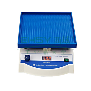 转移摇床(数显),0-80转/分,其林贝尔,ZD-9550