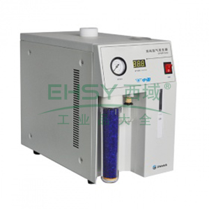 中亚 高纯氢发生器,输出流量0~300ml/min,SPGH-300