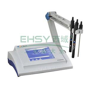 DZS-708A型多参数水质分析仪(pH/pX、电导、℃),雷磁