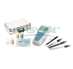 DZB-712型便携式多参数分析仪(pH/pX、电导、溶解氧、℃),雷磁