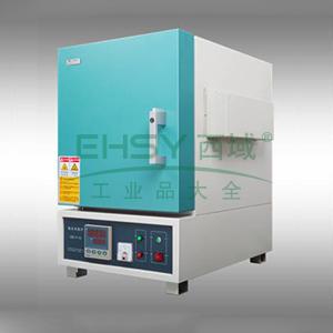 箱式电阻炉,一体式、普通炉膛,最高温度1300℃,13L,精锐
