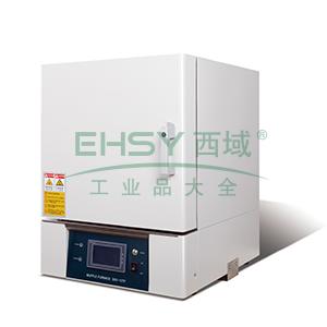 箱式电阻炉,双层机箱陶瓷纤维炉膛,最高温度1200℃,2L,精锐