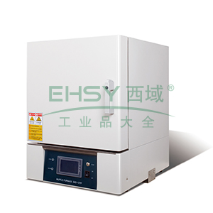 箱式电阻炉,双层机箱陶瓷纤维炉膛,最高温度1200℃,36L,精锐