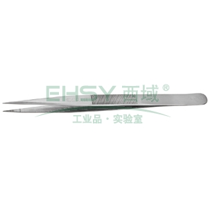 世达尖头长镊子,175mm,03151
