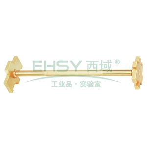桥防 防爆双头开桶扳手,铍青铜,350mm,178-1002BE